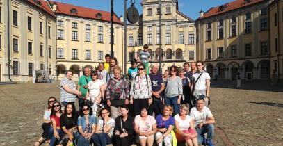 Białoruś, 13-18.07.2019